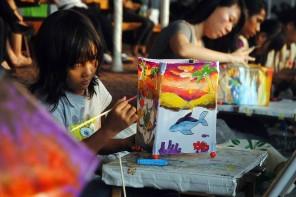 Festival Teluk Jakarta - 1 (foto : SuaraJakarta.com/khairuddin safri)