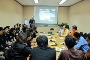 Hidayat Nur Wahid saat di TransTV - SuaraJakarta.com