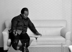 Hidayat Nur Wahid - SuaraJakarta.com (Foto : Dudi Iskandar)