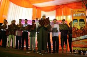 Deklarasi Dukungan Masyarakat Jawa untuk Hidayat Didik - SuaraJakarta.com