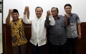 Hidayat Nur Wahid dan Fuad Amin Imron (1)