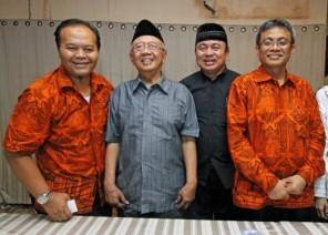 HNW bersama Sholahuddin Wahid - SuaraJakarta.com