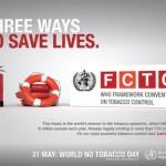 Ilustrasi World No Tobacco Day (Gambar : istimewa)