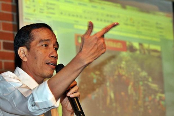 Cagub DKI Jakarta Joko Widodo [2] :  Berubah !