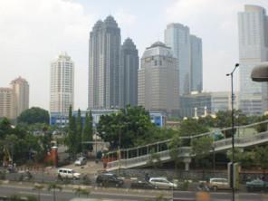 Ilustrasi pembangunan Jakarta (Foto: jakarta.go.id)