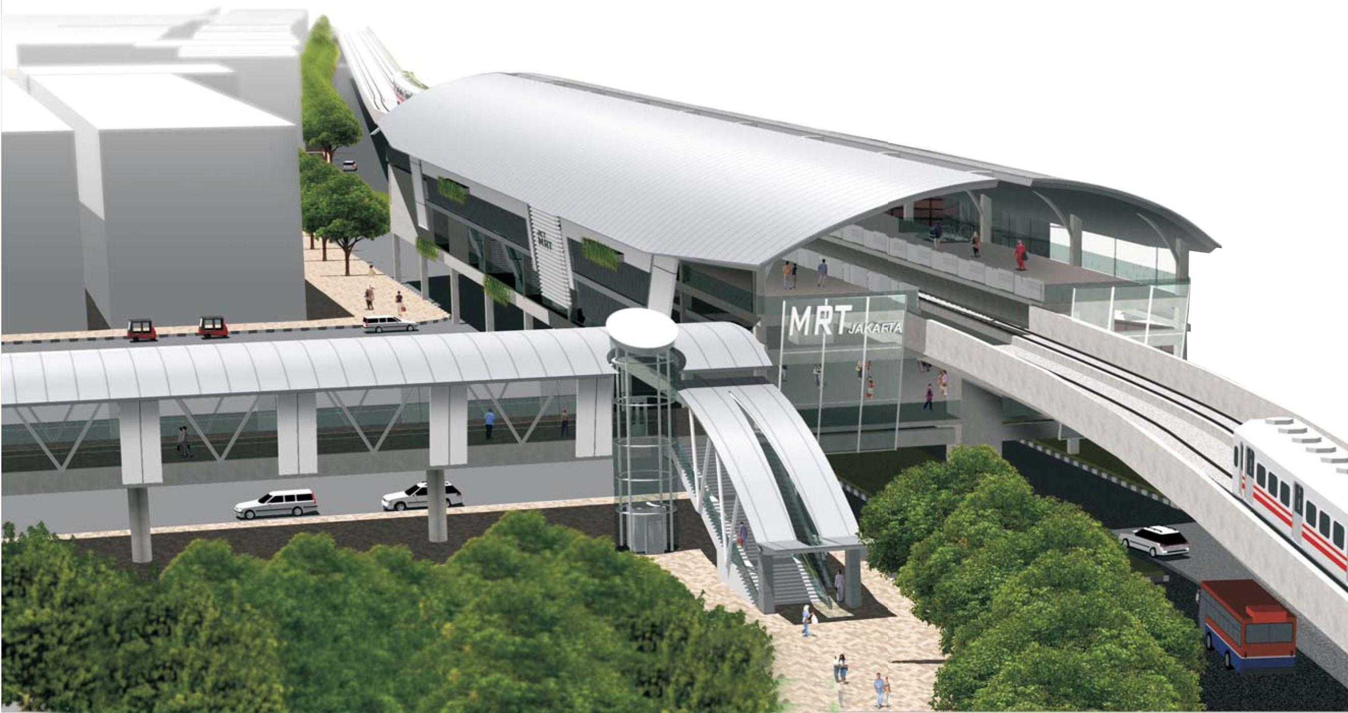 Pembangunan MRT Dipastikan Tepat Waktu, Anggaran, dan Kualitas