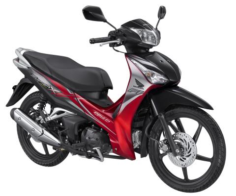 AHM Rilis Honda Supra X 125 Helm in PGM-FI dengan Tampilan Lebih Elegan