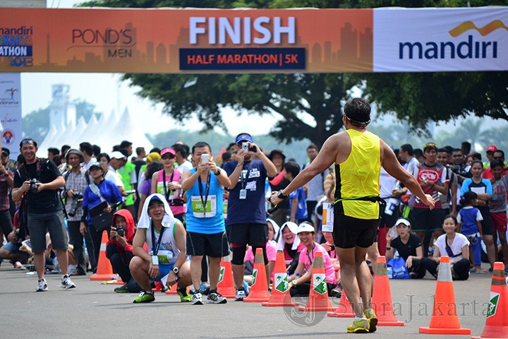 Ini Kriteria Pemenang Fashion Festival Run 2015