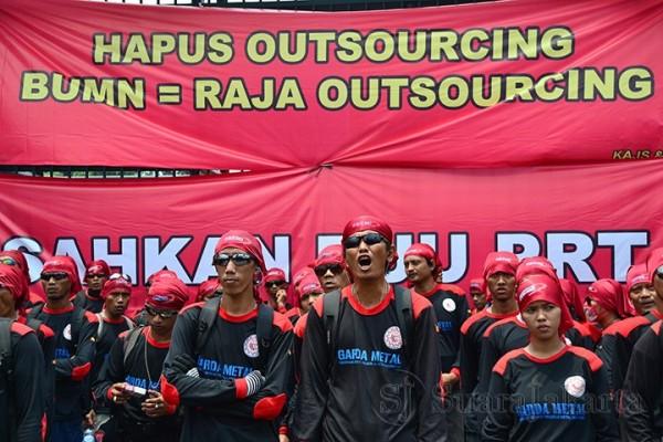 Ini Alasan Buruh Menolak Revisi UU Ketenagakerjaan No 13/2003