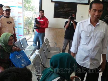 Pemprov DKI Jakarta akan menerapkan sistem index goverment service di setiap kelurahan dan kecamatan