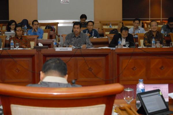 DPR Dukung KPI Atur Pemanfaatan Lembaga Penyiaran untuk Kepentingan Politik