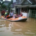suara-jakarta-siaga-banjir-act-posko-banjir