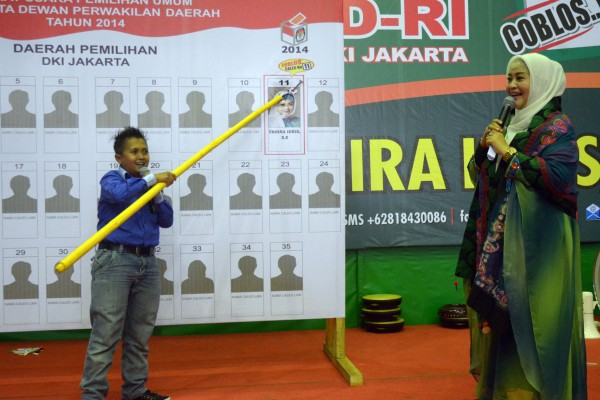 Fahira Idris : Jakarta Harus Jadi Kota Layak Anak