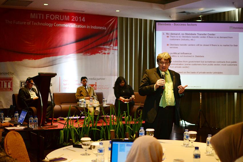 MITI Forum 2014 Bahas Masa Depan Komersialisasi Teknologi di Indonesia