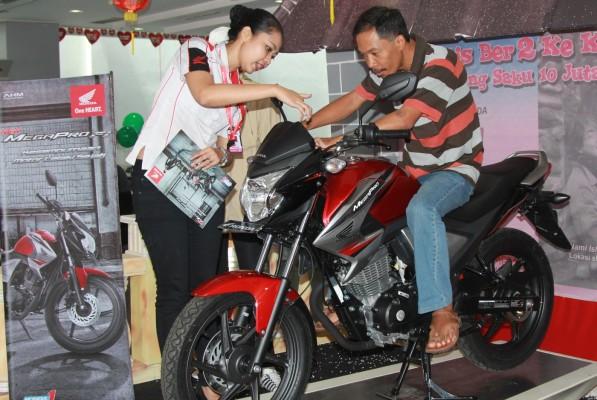 AHM Siap Berangkatkan 360 Pembeli Motor Sport Honda ke MotoGP