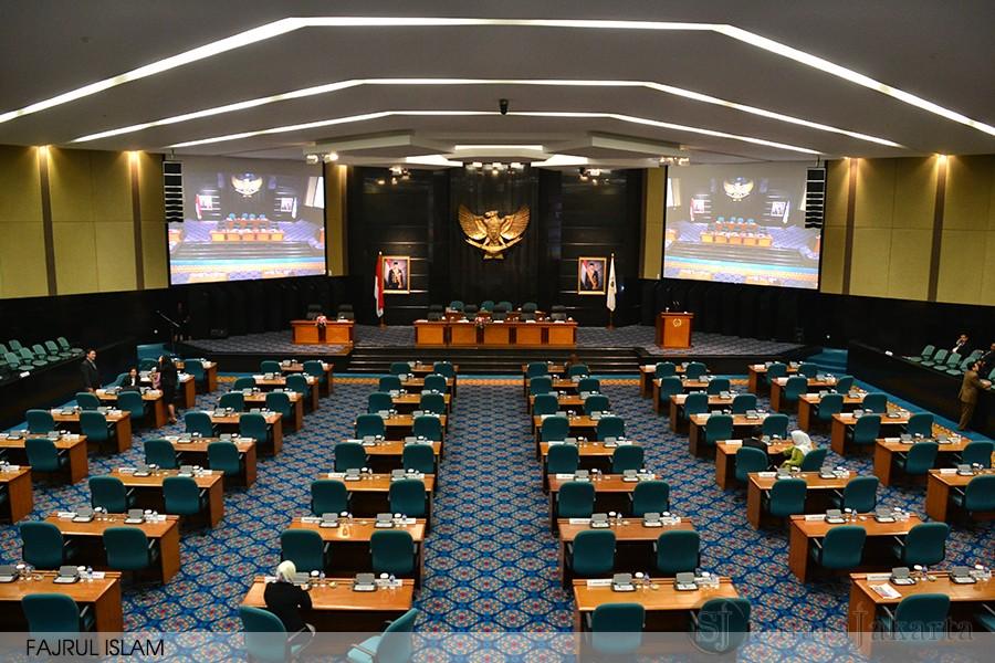 Hak Angket Tak Ganggu Mendagri Koreksi RAPBD DKI Jakarta