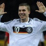 Lucas Podolski. (Foto: telegraph.co.uk)