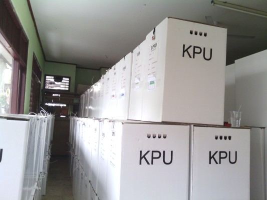 Bawaslu Rekomendasikan Pemilu Ulang 5.802 TPS di Jakarta