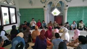 Dekot Tanah Abang Sosialisasi Kampung Deret