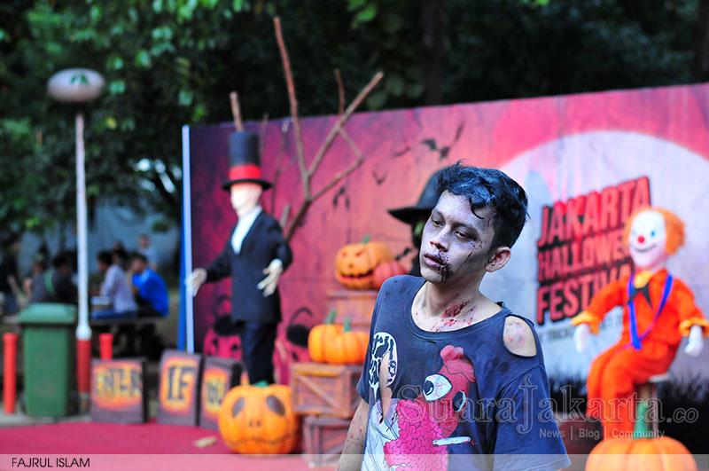 Jakarta Halloween Festival 2014