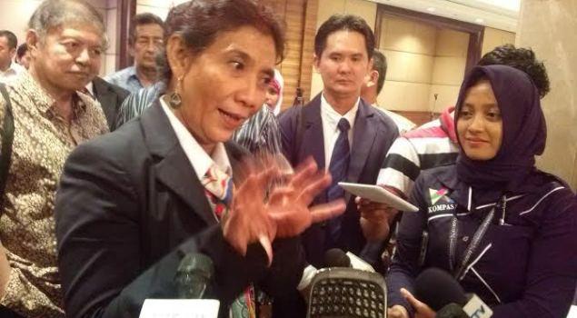 Tentang Menteri Susi, Mahasiswi FH UGM: Pemimpin Itu Soal Keteladanan