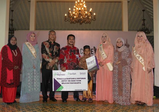 BMM dan WMF Tajamkan Kembali Kontribusi Muslimah di Mata Dunia