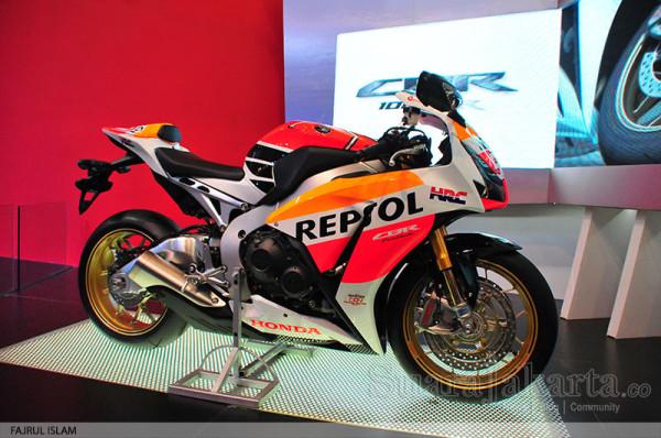 Pasar Melemah, Penjualan Honda CBR150R Terus Melaju