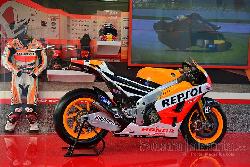 Penjualan Motor Sport Honda pada September Melonjak 70%