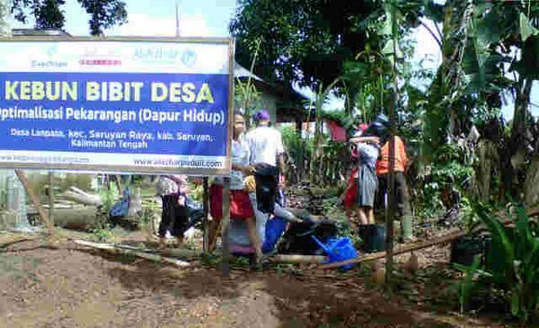 Desa Gemilang Binaan APU Curi Perhatian Mahasiswa UNIDA
