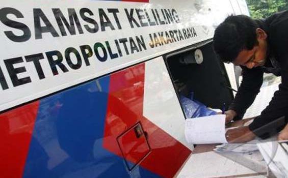 Ini Lokasi Layanan SIM Keliling di Lima Wilayah Jakarta, Cek Yuk!