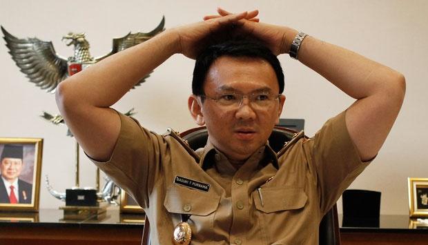 Rupa-Rupa Manuver Ahok Mendapat Dukungan di Pilkada DKI, Frustasi?