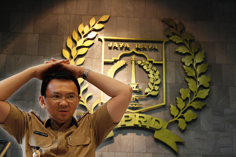 Hadapi Hak Angket DPRD DKI, Ahok Gagal Paham