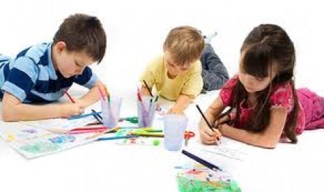 Komunikasi Anak Melalui Gambar