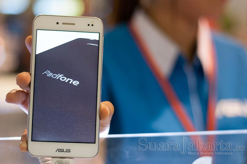 Penjualan Smartphone ASUS Meningkat Tajam