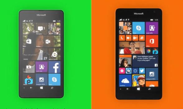 Microsoft Berani Pasang Logo di Lumia 535