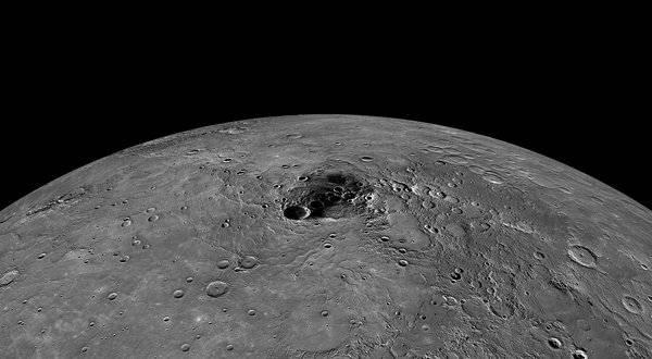Messenger Akhiri Misi di Merkurius dengan Menabrakan Diri