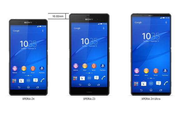 Sony Rilis Xperia Z4 Anti Air