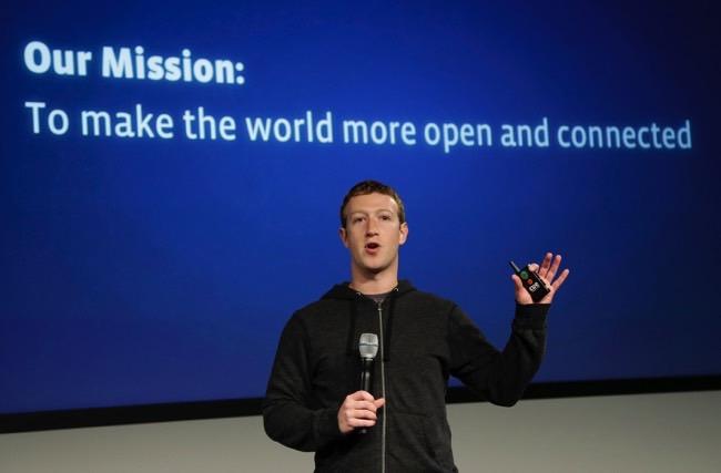 Zuckerberg Sediakan Layanan Internet.org untuk Masyarakat Pedalaman