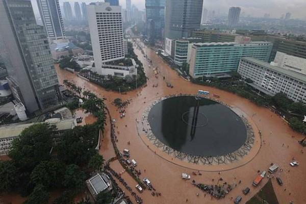 Tujuh Cara Selamatkan Jakarta dari Pemanasan Global