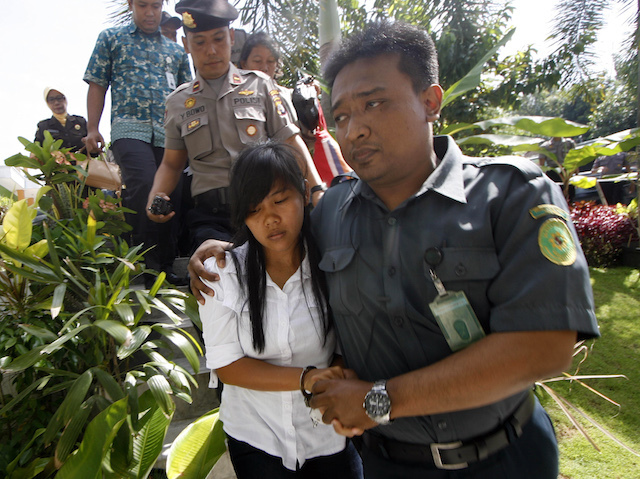 Lewat Petisi, Netizen Desak Jokowi Batalkan Eksekusi Mati Mary Jane