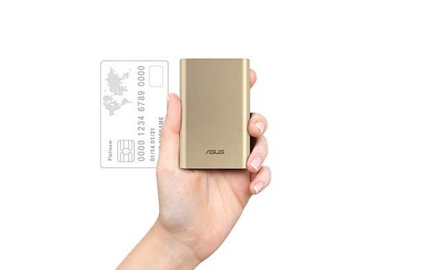ASUS ZenPower, Powerbank 10.050mAh Seukuran Kartu Kredit
