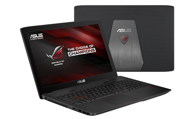 ASUS Perkuat Lini Produk Entry Gaming 15 Inci