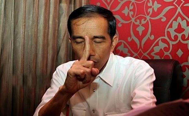Jokowi Memang Tidak Cakap Jadi Presiden