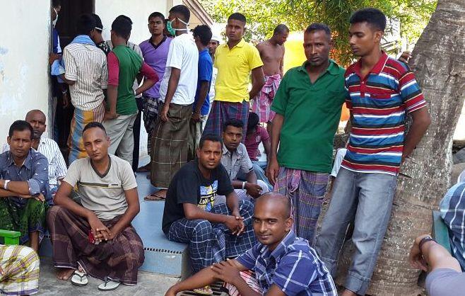 Tangani Pengungsi Rohingya, Pemerintah Segera Revisi UU Keimigrasian