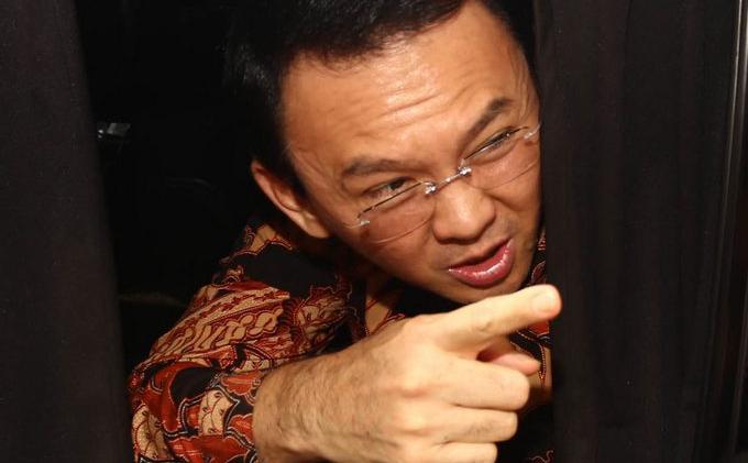 Gubernur Ahok dan Tersangka Ala KPK