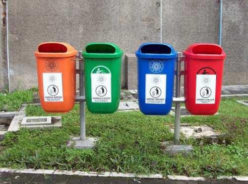 Wow, Pemenang Lelang Pengadaan Tong Sampah Perusahaan Bodong?