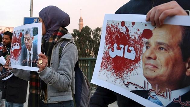 Mahasiswa dan Organisasi Keislaman Menolak Kedatangan Presiden Mesir Ke Indonesia