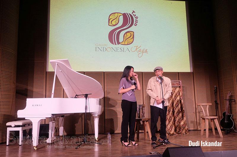 2 Generasi Berkarya di Galeri Indonesia Kaya