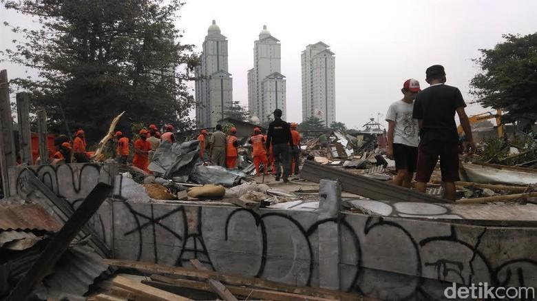 Dewan Kota Jakpus Minta PPKK Segera Tata Lokasi Bekas Penertiban Gang Laler Gunung Sahari