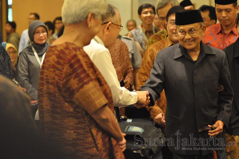 BJ Habibi Ingin Bangun SDM Indonesia yang Tangguh